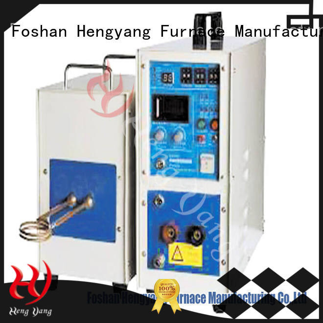 heating medium frequency induction furnace equipment Hengyang Furnace company
