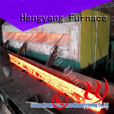 Hengyang Furnace heating induction heating machine equipped with advanced quipment applied in gas