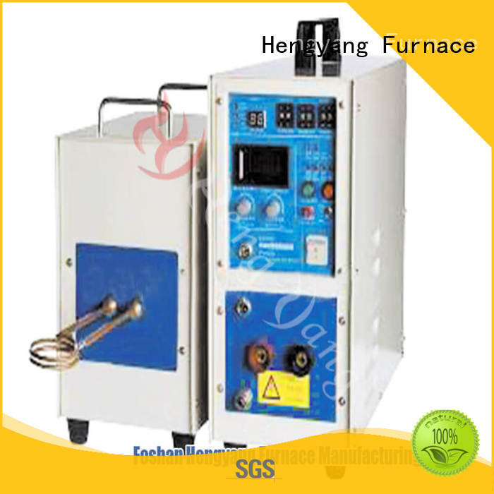 high reliability induction furnace equipment manufacturer applying in the modern electrical