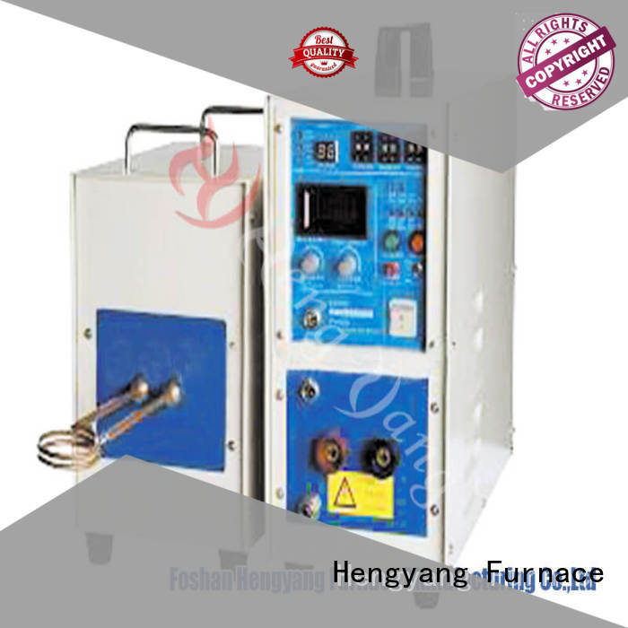 igbt medium frequency induction furnace provides high energy utilization efficiency applying in electronic components Hengyang Furnace