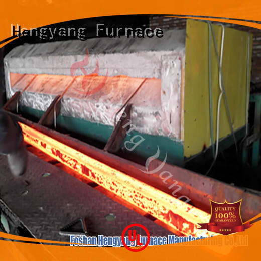 Hengyang Furnace raise induction heating machine manufacturer applied in gas