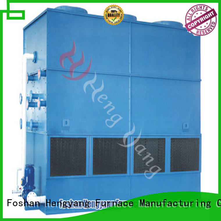 closed cooling tower feeder with high working efficiency for indoor