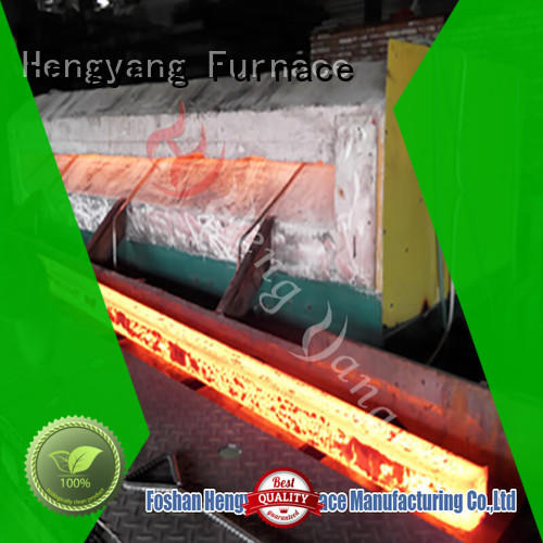 Hengyang Furnace intermediate automatic induction furnace manufacturer applied in oil
