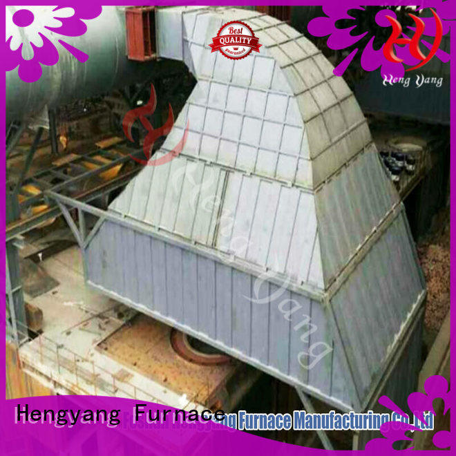Hengyang Furnace dust industrial induction furnace with high working efficiency for industry