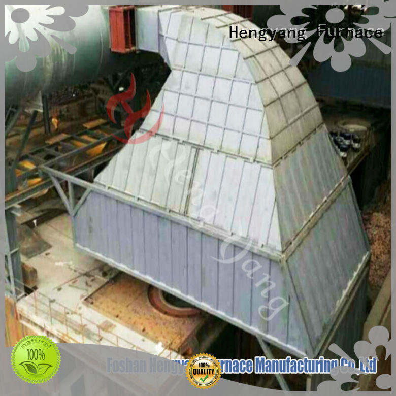 Hengyang Furnace cooling industrial dust collector supplier for factory