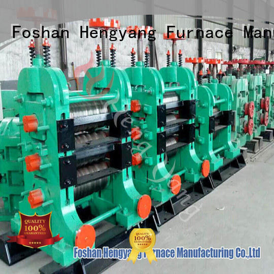 environmental-friendly rolling mill rolling with sliding gear for indoor