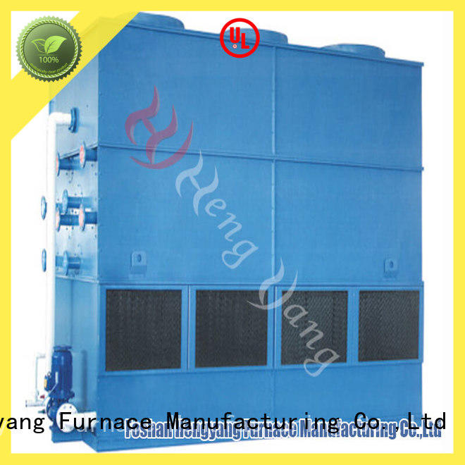 Hengyang Furnace removal closed cooling tower manufacturer for indoor