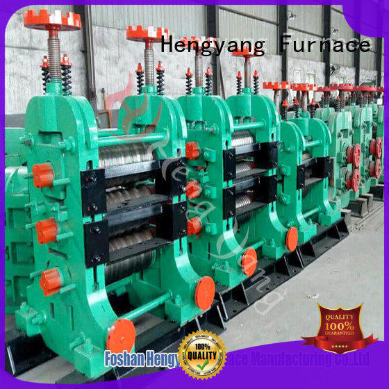 Hengyang Furnace mill rolling mill manufacturers with different types and sizes for industry