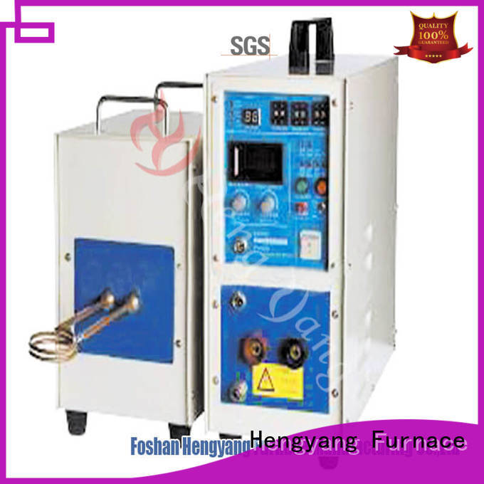 Hengyang Furnace high reliability steel induction furnace wholesale