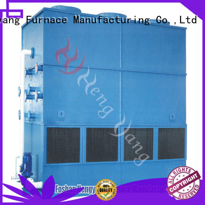 dust closed cooling tower with high working efficiency for indoor