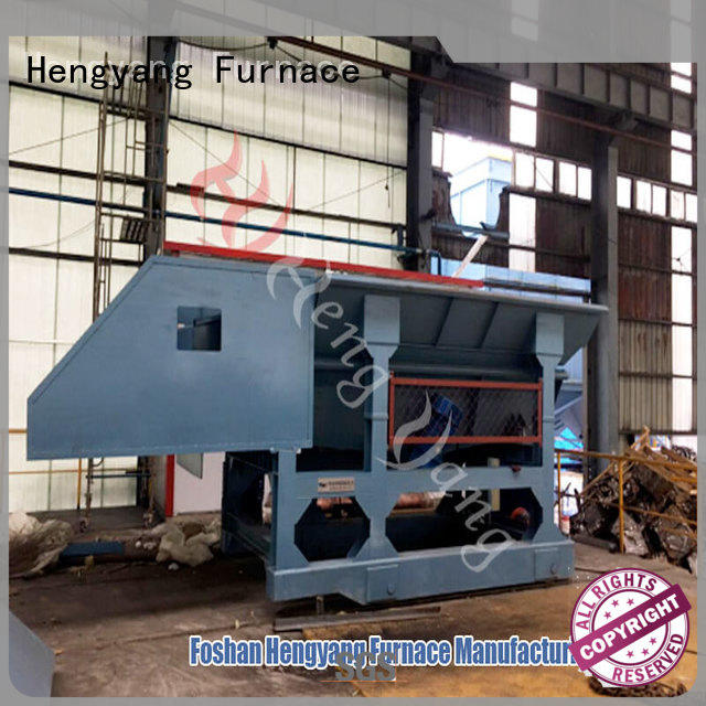 Hengyang Furnace removal industrial induction furnace equipped with highly advanced reactor for industry
