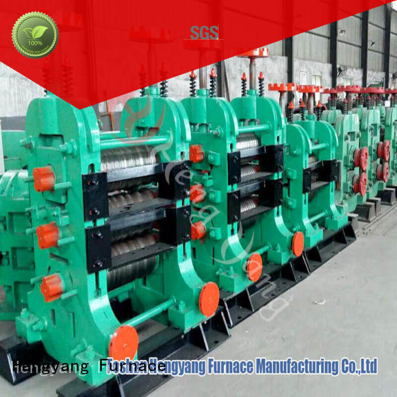 environmental-friendly steel rolling mill with sliding gear for indoor