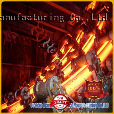 Hengyang Furnace continuously steel continuous casting machine supplier for H-beam