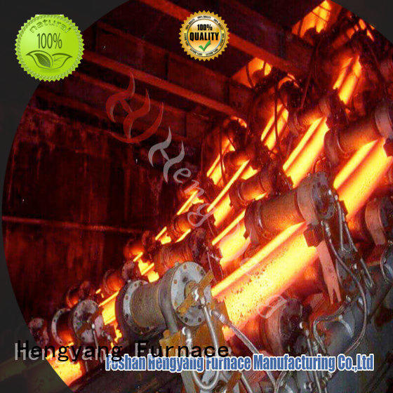 Hengyang Furnace Brand casting continuous machine custom continuous casting of steel