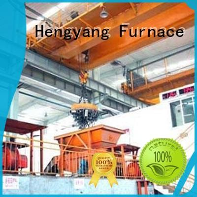 Hengyang Furnace high reliability furnace batching system with high working efficiency for factory