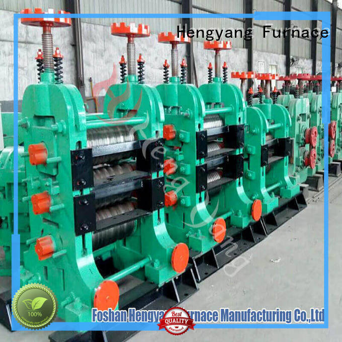 Hengyang Furnace high-quality steel rolling mill with the necessary assitance for indoor