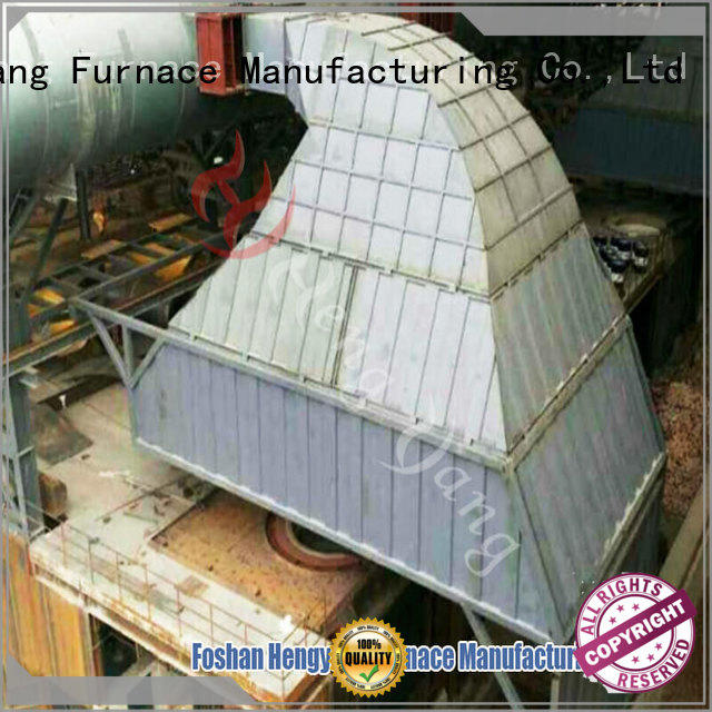 Hengyang Furnace dust industrial dust collector with high working efficiency for indoor