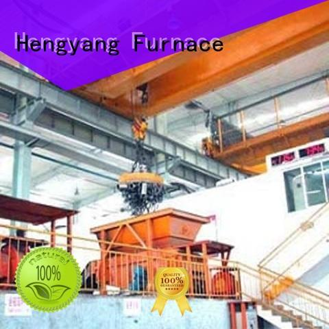 Hengyang Furnace environmental-friendly furnace feeder supplier for factory