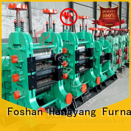 Hengyang Furnace high-quality steel rolling mill with different types and sizes for indoor