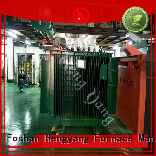 environmental-friendly furnace transformer induction supplier for factory