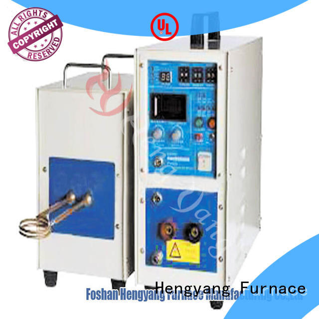 equipment induction furnace heating applying in electronic components Hengyang Furnace