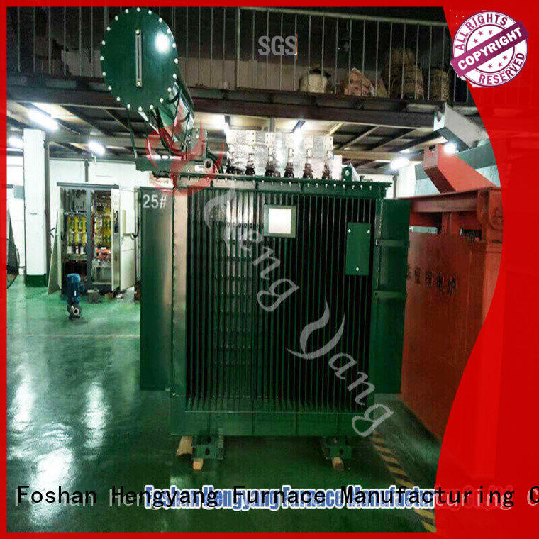 Hengyang Furnace open cooling system removal for factory