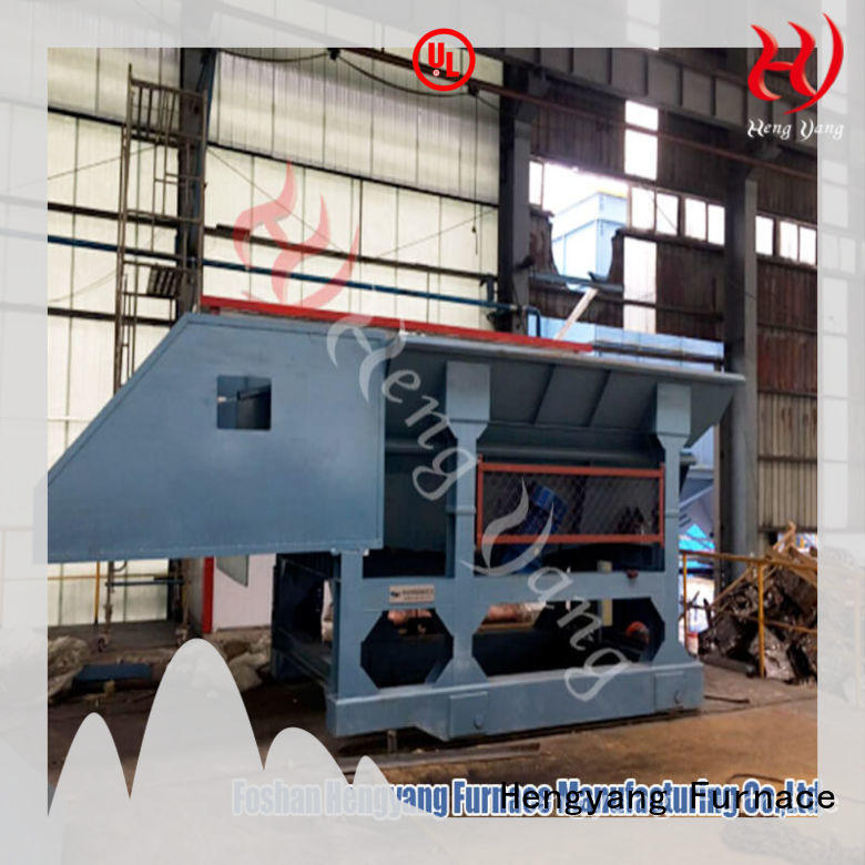 Hengyang Furnace environmental-friendly industrial induction furnace wholesale for factory