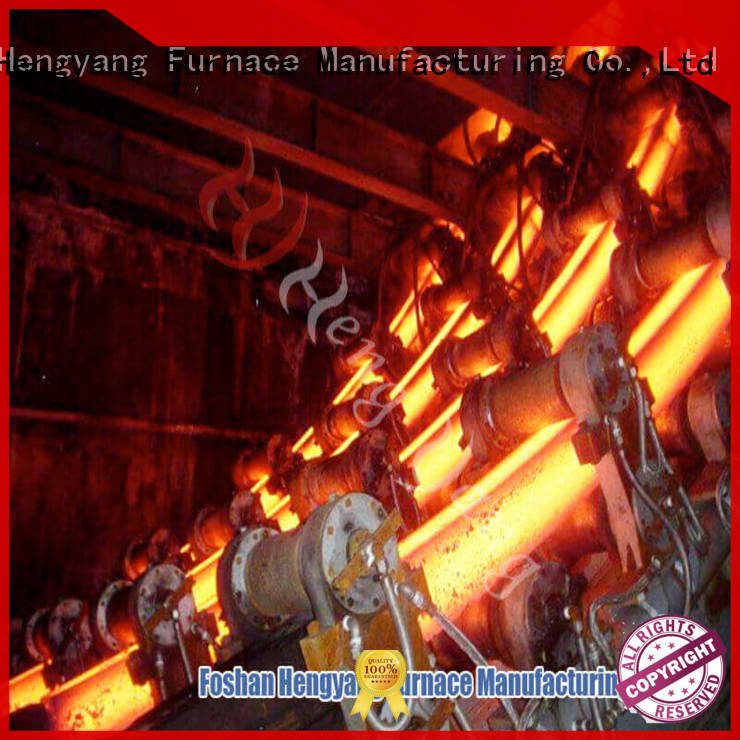 Hengyang Furnace casting steel continuous casting machine with an automatic casting system for slabs