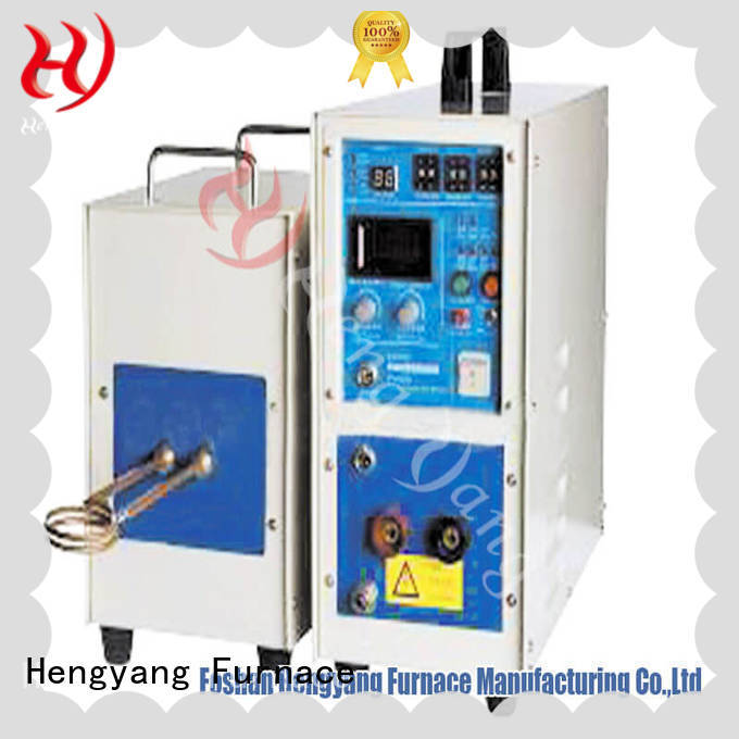 Hengyang Furnace environmental-friendly electric induction furnace with different frequencies applying in electronic components