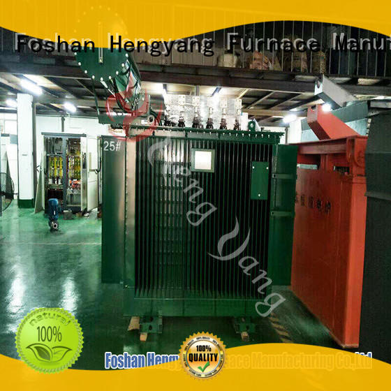 Hengyang Furnace electro dust removal system equipped with highly advanced reactor for industry