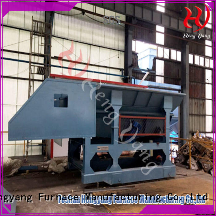 induction furnace transformer cooling equipped with highly advanced reactor for factory