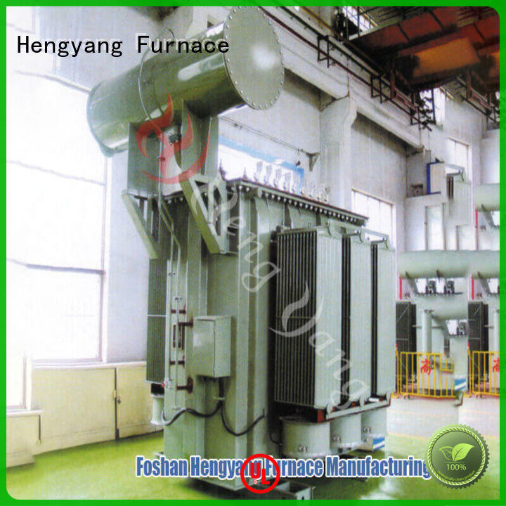 Hengyang Furnace high reliability electric furnace transformer batching for indoor