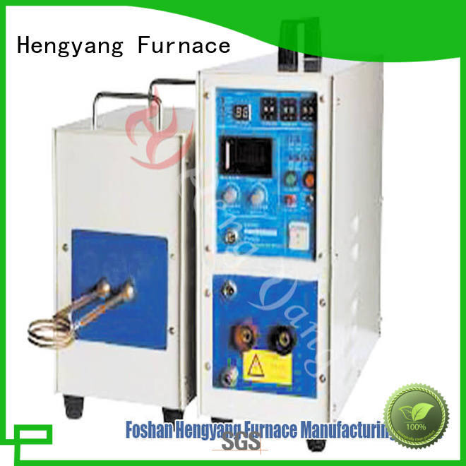 automatic electric induction furnacehf with different frequencies applying in electronic components