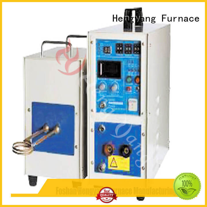 Hengyang Furnace heating electric induction furnace easy for relocatio