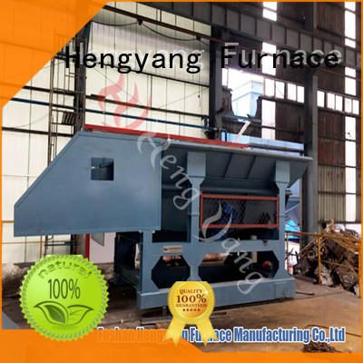 Hengyang Furnace high reliability industrial induction furnace cooling for factory