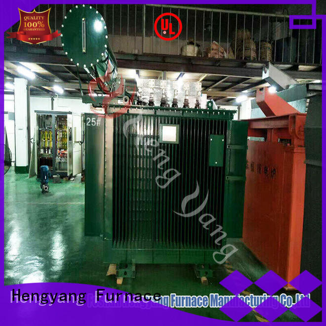 Hengyang Furnace dust furnace batching system equipped with highly advanced reactor for factory