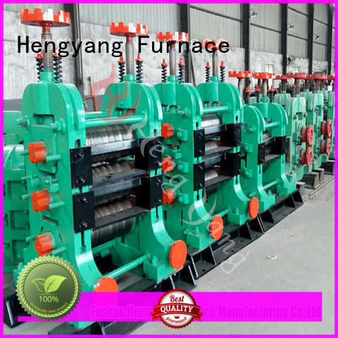 Hengyang Furnace rolling rolling mill with lifting and auxiliary equipment. for indoor