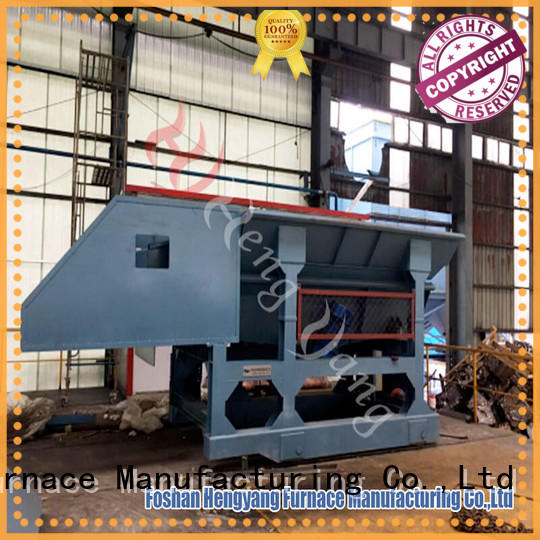 Hengyang Furnace automatic furnace batching system manufacturer for industry