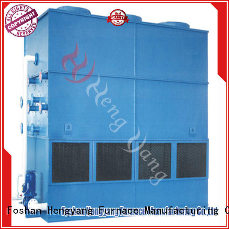 Hengyang Furnace advanced closed cooling tower manufacturer for industry