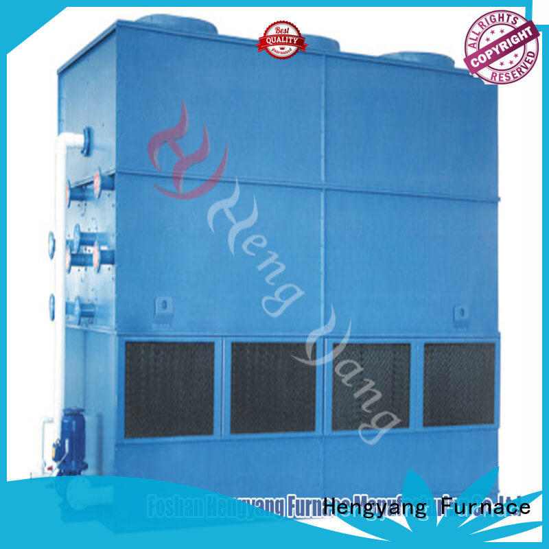 Custom transformer closed circuit cooling tower induction Hengyang Furnace