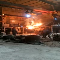 Steel Melting Furnace