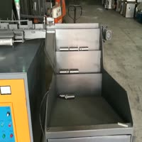 Induction Heating Furnace with Automatic Feeder