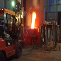Aluminum Smelting Furnace Rotary Furnace